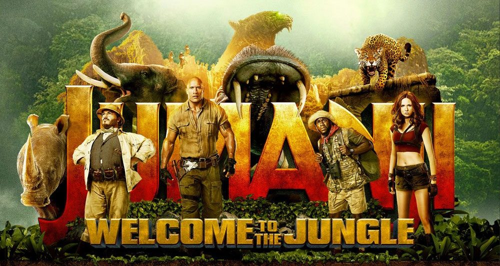 Jumanji: Welcome To The Jungle - The Northern Student